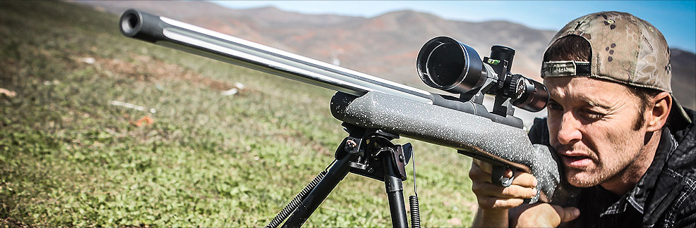 Custom Long Range Rifles Utah Sub Moa Firearms